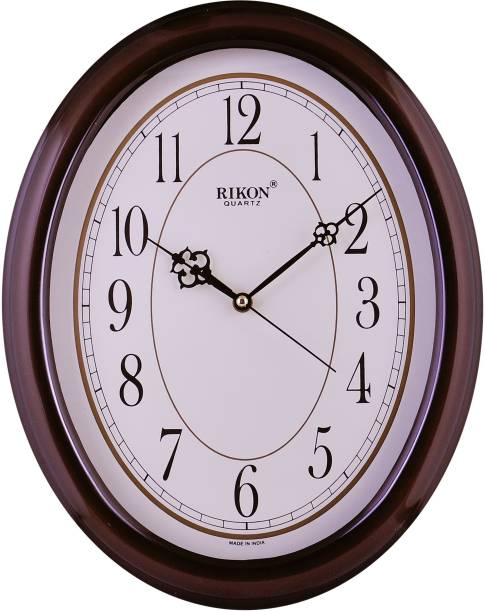 1689b7636 Rikon Wall Clocks - Buy Rikon Wall Clocks Online at Best Prices In ...