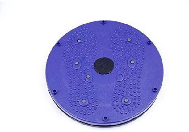 Shopeleven Tummy Twister Dynamic Acupressure Disc Blue Stepper Ab Exerciser