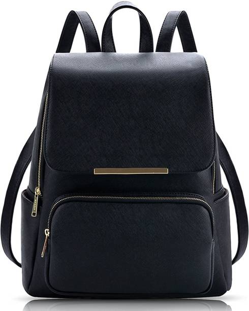 New Eva BLACK BACKPACK Backpack 96b98e4c8641f
