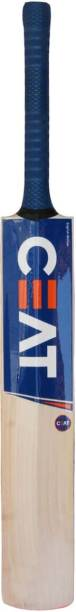 CEAT Hitman Full Size Double Blade Poplar Cricket Bat - Advance Play Poplar Willow Cricket  Bat