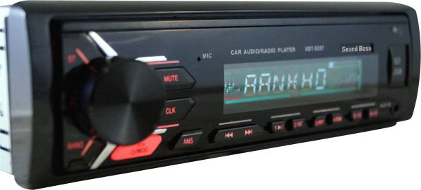 Sound Boss Sb-28 Bluetooth Wireless With Phone Caller Id Receiver Car Stereo