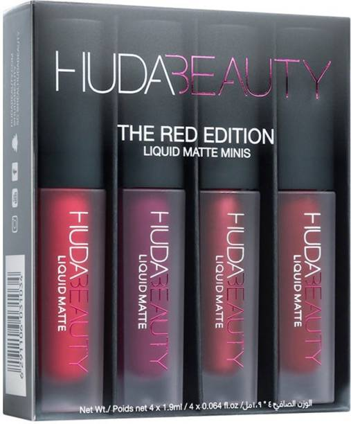 Huda Beauty Liquid Matte_RedEdition