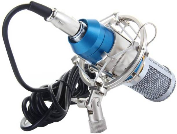 BIRATTY BM-800 Professional Condenser Microphone Mic Sound Studio Recording Dynamic Works with Phantom Power