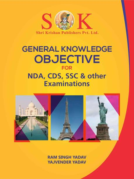 General Knowledge GK Objective For SSC, NDA, CDS, CPF & Other Competitive Exam Conduct By UPSC