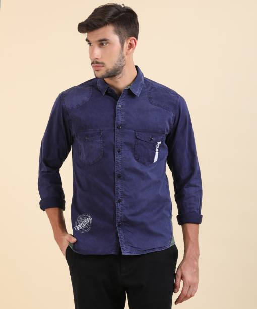 21014b8f625 French Connection Casual Party Wear Shirts - Buy French Connection ...