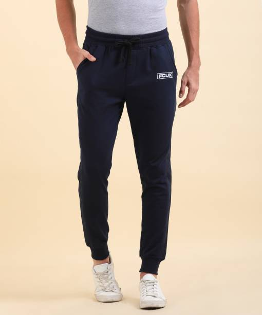 2368eabac12 Price -- High to Low. Newest First. French Connection Solid Men's Dark Blue  Track Pants