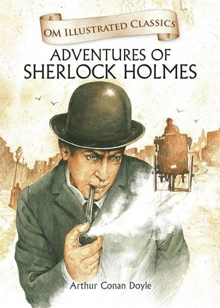 Adventures of Sherlock Homes- Om Illustrated Classics
