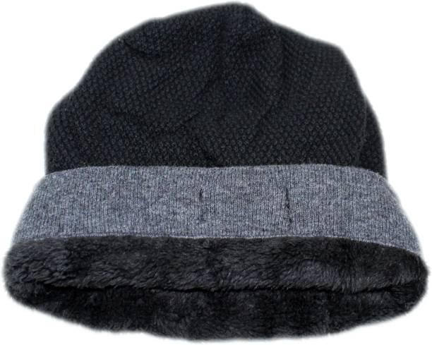 e3a862f4f6b Friendskart Printed Printed Fashion Autumn Winter New Embroidery Letter  Beanies Women Men Casual Woolen Hat Keep