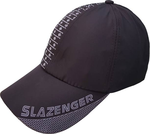 8f576acd37e Vritraz Solid Top Level Baseball Cap For Men and Women Cool Sporting Hat  With Adjustable Velcro