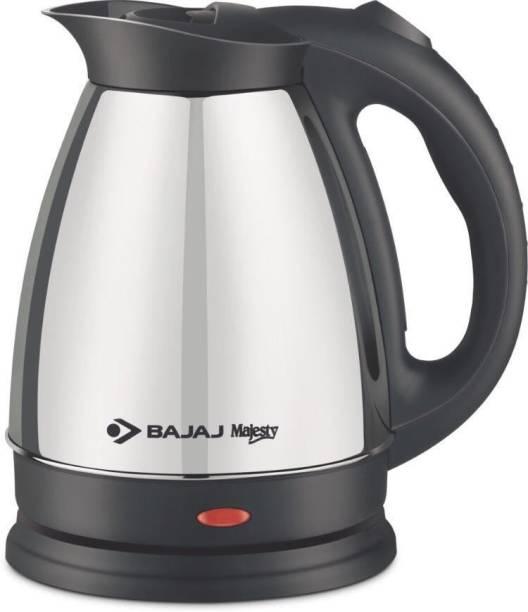Bajaj Majesty KTX-15 1.7 L Electric Kettle (Black)