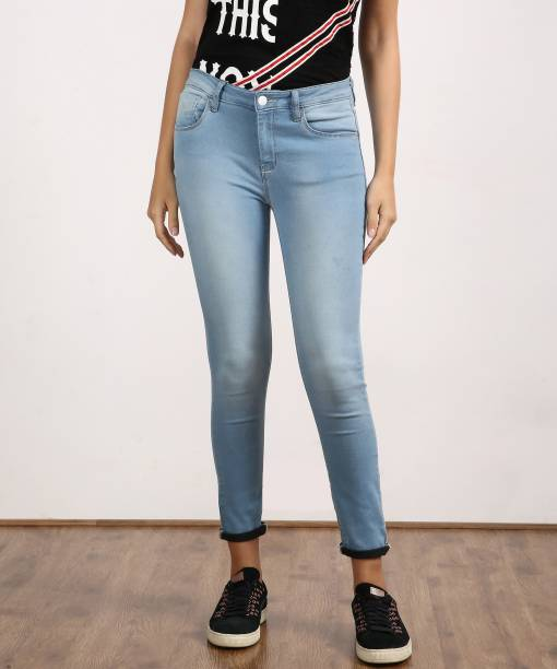 f8bc53d5a Embellished Jeans - Buy Embellished Jeans Online at Best Prices In ...