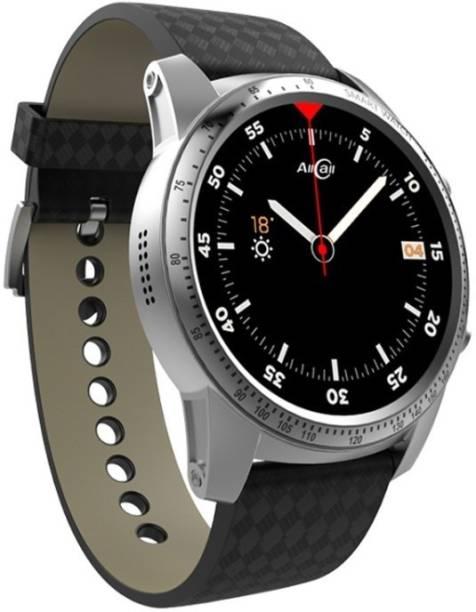 d303e43dbd3f MBOX FINOW X5 3G Smartwatch Phone - SILVER Black Smartwatch