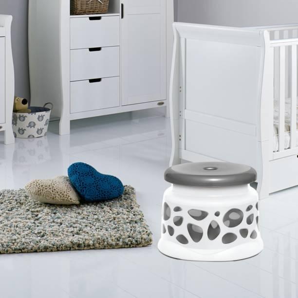MILTON Multipurpose Premium Quality Plastic Duplex Crown Stool Bathroom Stool
