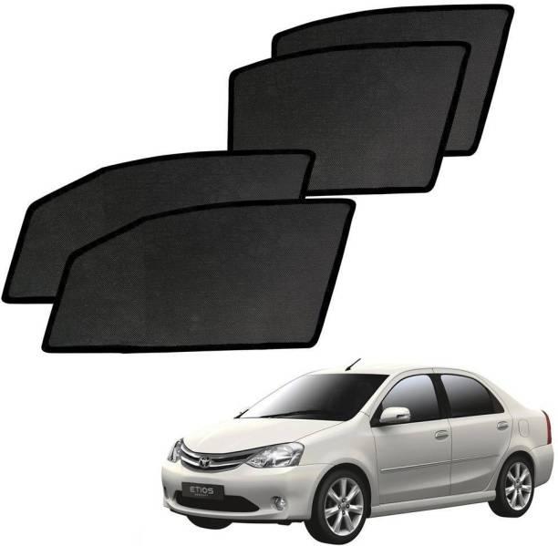 AUTO PEARL Side Window Sun Shade For Toyota Etios