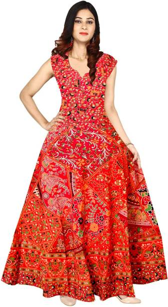 3239d14b57 Red Dresses Skirts - Buy Red Dresses Skirts Online at Best Prices In ...