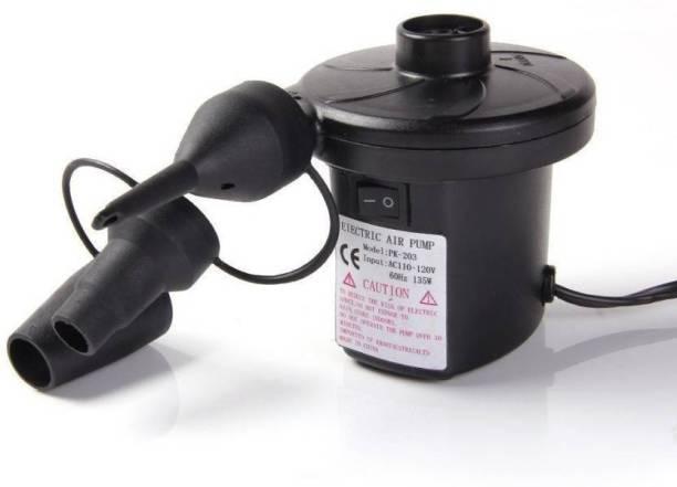 Holiday Electric Air Pump / Quickly Inflates / Deflates Swimming Pools, Sofa, Tubes Inflatable Furniture, Ball, Balloon Pump