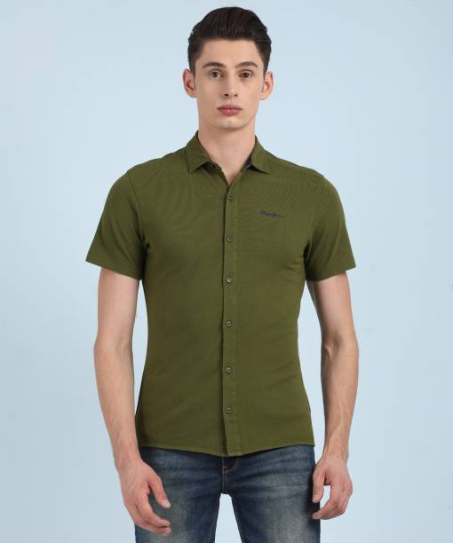 32064374b Pepe Jeans Shirts - Buy Pepe Jeans Shirts Online at Best Prices In ...