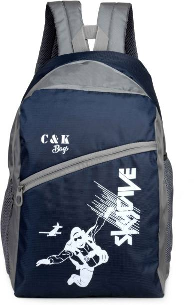 8b504b7a77b2 Chris   Kate CKB 122SS Waterproof School Bag