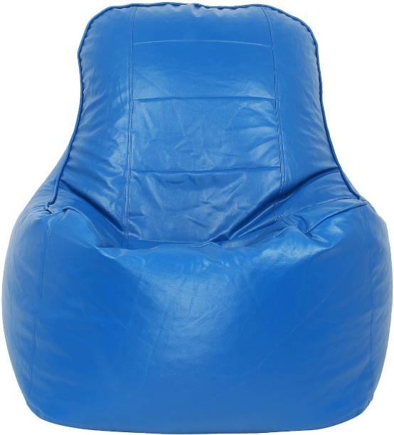RKBeanbag XXXL Chair Bean Bag Cover  (Without Beans)