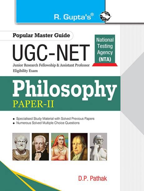 UGC-NET (Paper-II) Philosophy Exam Guide - (NTA)