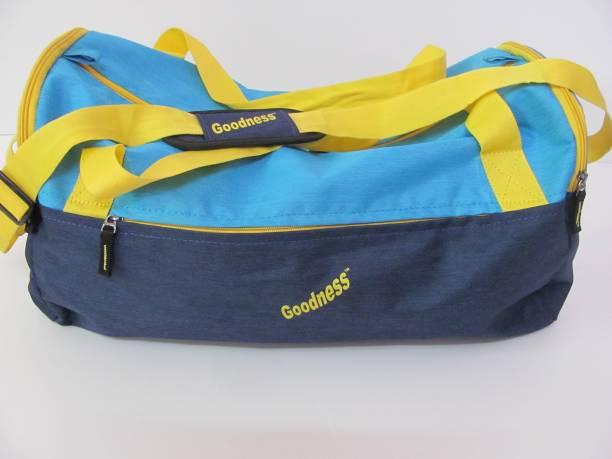Goodness Waterproof Duffel Gym Bag for Everybody Gym Bag 9f2d7e640ca06