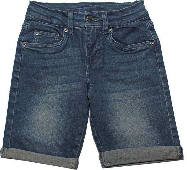 48f0e6607f Denim Shorts Girls Wear - Buy Denim Shorts Girls Wear Online at Best ...