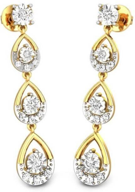 9930d350f78c2 Candere By Kalyan Jewellers Earrings - Buy Candere By Kalyan ...
