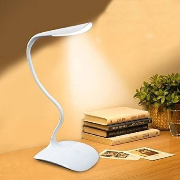 Lovato Flexi Swan Lamp with touch sensor - battery & USB powered Study Lamp