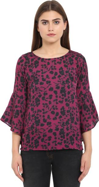 3d3dc7b5011 Floral Tops - Buy Floral Tops Online For Women at Best Prices In ...