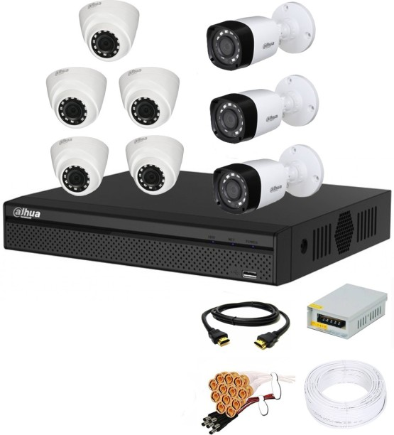 A Place To Call Home Complete Series 4 Camera Advance Pro Series Cctv Installation Cctv Dahua 8 Channal Hd Dvr 1080p 1pcs,outdoor Camera 1mp 3pcs,indoor Camera 1mp