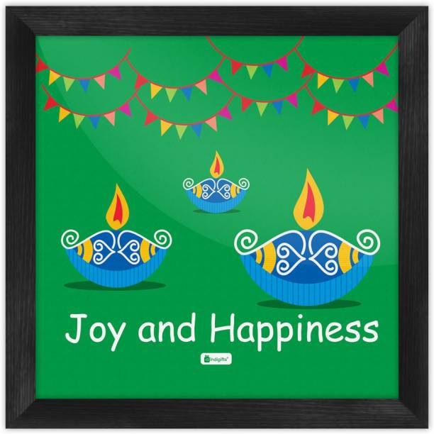 c0eeb983d82 Indigifts Diwali Decoration Wall Decor Clocks - Buy Indigifts Diwali ...