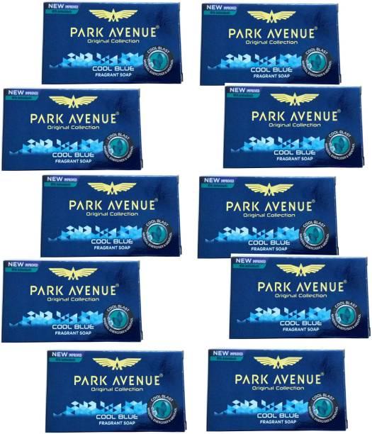 PARK AVENUE COOL BLUE FRAGRANT SOAP 125 GM.