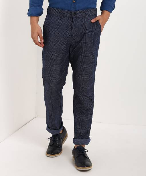 eea930b7714 Tommy Hilfiger Trousers - Buy Tommy Hilfiger Trousers Online at Best ...