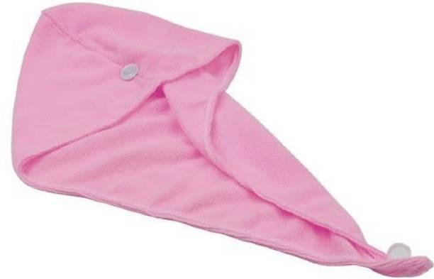 MANTAVYA Pink Free Size Bath Robe