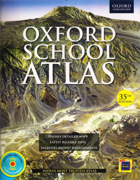 OXFORD SCHOOL ATLAS (35th ATLAS)