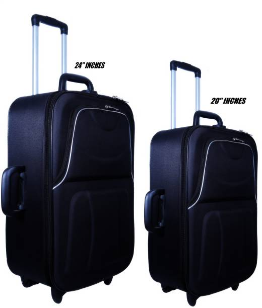 Nuremberg Suitcase Trolley  Travel  Tourist Bag Check-in Luggage - 24 inch b30276149d