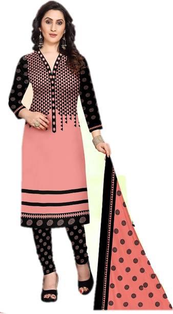 fe94066ca8 Design Willa Synthetic Geometric Print Salwar Suit Dupatta Material