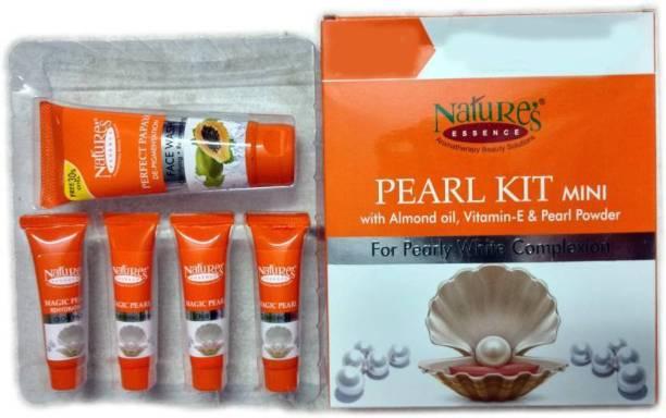 Nature's Essence Pearl Facial Mini Kit