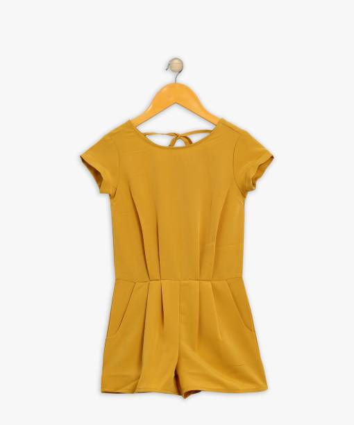 cd48bec06f Yellow Jumpsuits - Buy Yellow Jumpsuits Online at Best Prices In ...