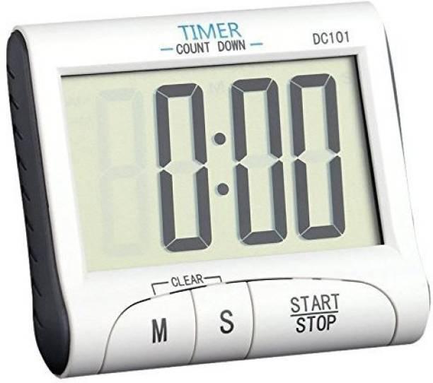 P Plus International Digital Kitchen Timer Stopwatch Large Digits Loud Alarm