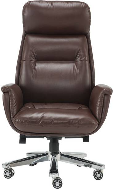 Durian LINCOLN/HB Leatherette Office Arm Chair