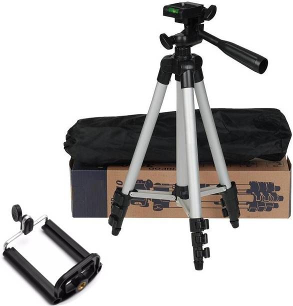 BUY SURETY Tripod-3110 Portable & Foldable Lightweight DSLR Camera Stand With Three-Dimensional