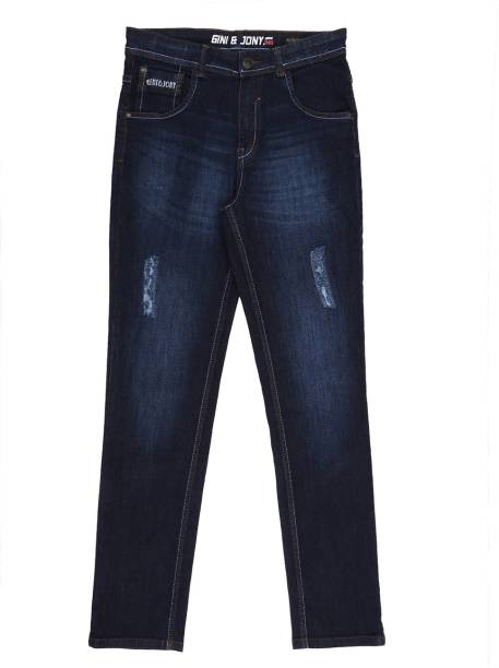9dfd96e4bd23 Boys Jeans - Buy Jeans For Boys Online In India At Best Prices ...