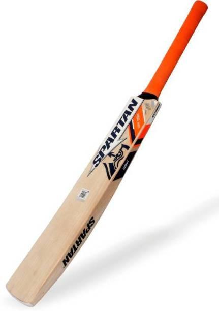 kaboom spartan premium quality popular willow cricket bat size-5 Poplar Willow Cricket  Bat