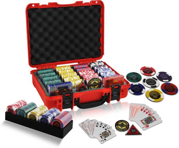 Casinoite Rodeo Cowboy's Clay 400 Poker Chip Set