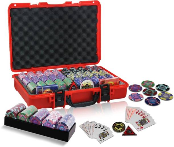 Casinoite MONACO 600 Poker Chips Set