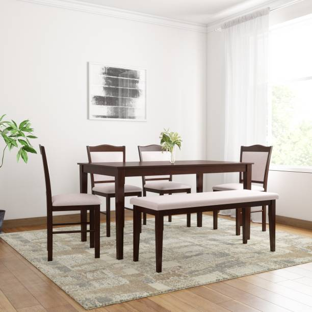 Marvelous Dining Table With Bench Buy Dining Table With Bench Online Machost Co Dining Chair Design Ideas Machostcouk