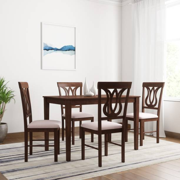 Enjoyable Dining Table Buy Dining Sets Designs Online From Rs 6 990 Squirreltailoven Fun Painted Chair Ideas Images Squirreltailovenorg
