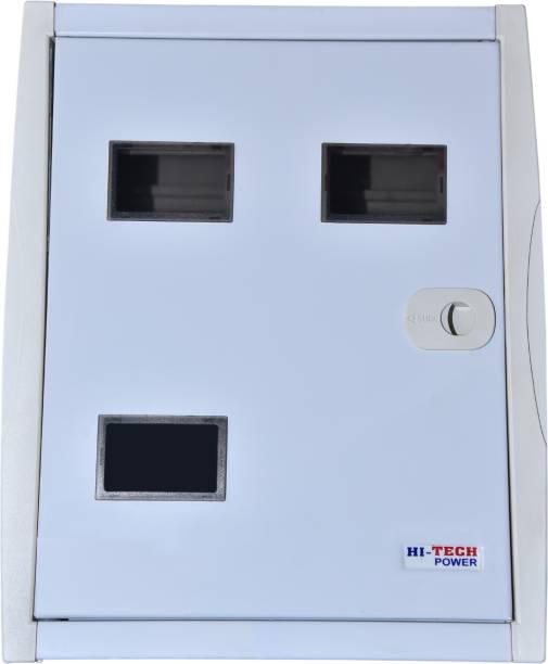 HI TECH POWER 4WAY TPN DOUBLE DOOR Distribution Board