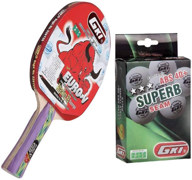 GKI Superb Combo Table Tennis Kit